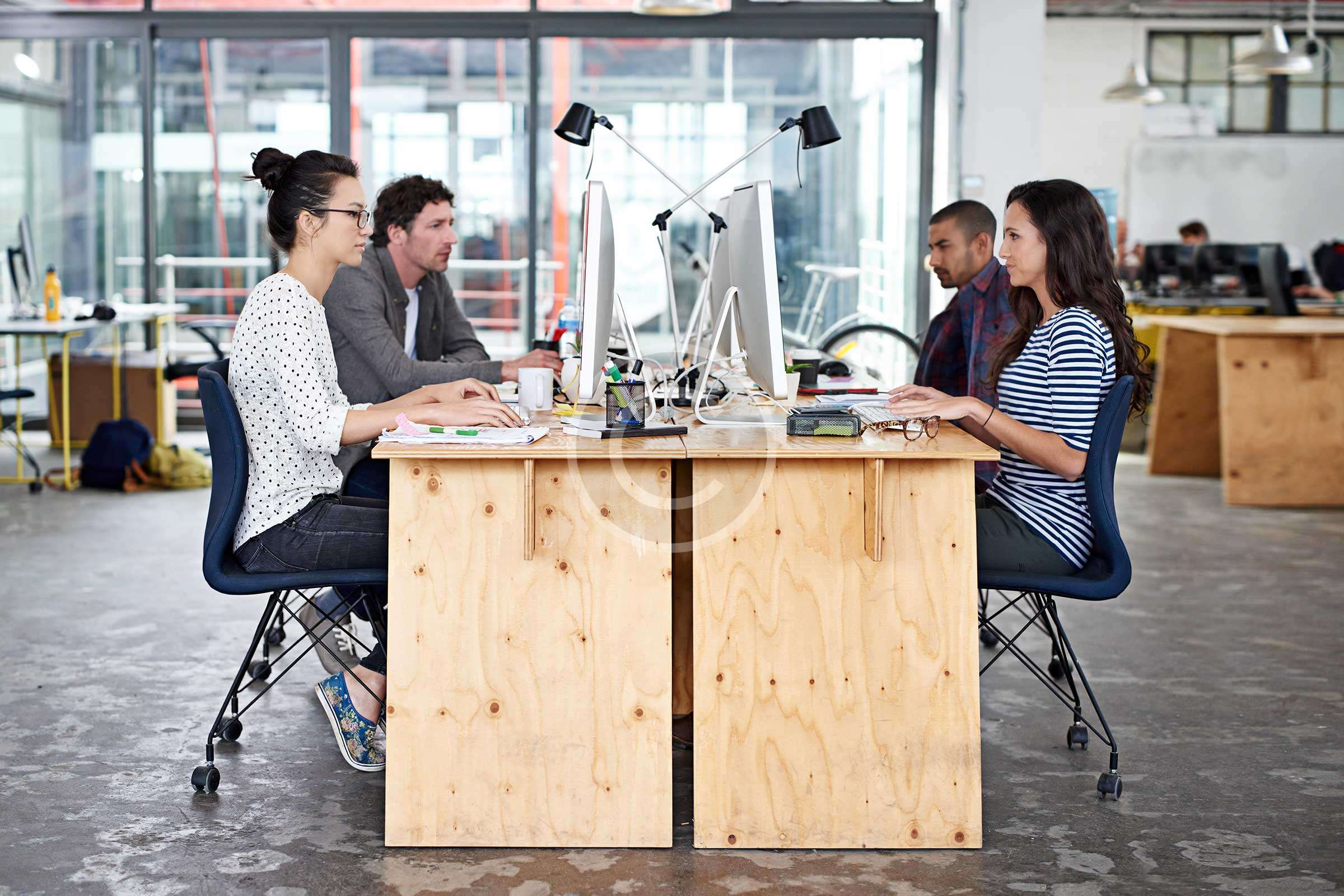 The Growing Phenomenon of Co-Business Spaces